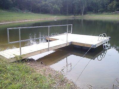 24 best dock plans images on pinterest boat dock for Small pond dock plans