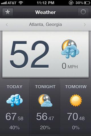 Icons - Weather