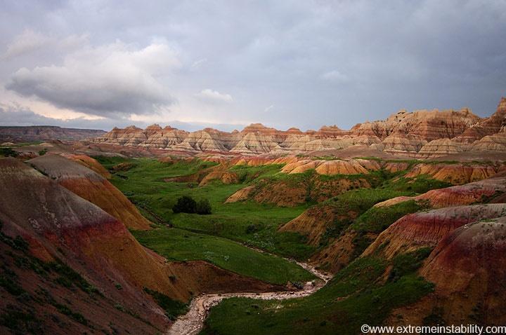 North Dakota - Badlands