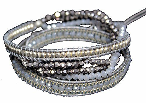 Nakamol Mixed Beaded Bracelets, Set of 3