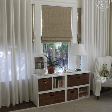 Window treatments for entry window shades with floor to for Best blinds for floor to ceiling windows