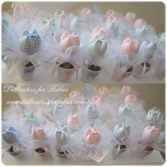 Lembrancinha de maternidade - Dellicatess for Babies