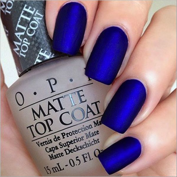 Esmalte azul klein metálico, OPI