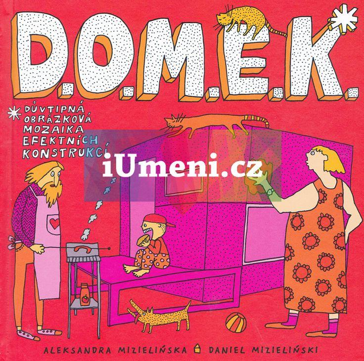 D.O.M.E.K. - kniha