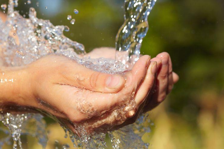Economize água. Escove os dentes ou se barbeie com a torneira fechada; feche a torneira ao ensaboar louças e talheres; use a máquina de lavar roupas e louças com  capacidade máxima; no banho feche o chuveiro ao ensaboar-se, e seja rápido;  use regador em vez de mangueira, vassoura em vez de mangueira; lave o carro com balde; conserte vazamentos; use a descarga só quando necessário; reutilise água, da chuva, da máquina de lavar roupa; Fotografia: silverjohn-iStock.