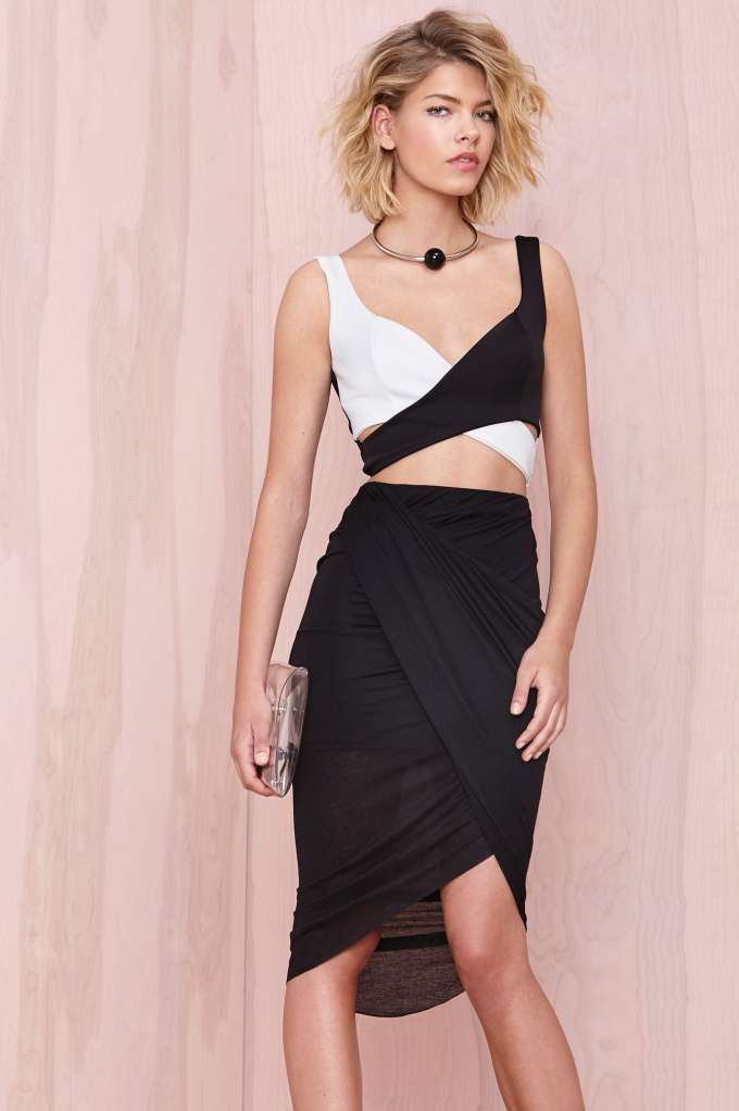 Kathleen Skirt | Shop What's New at Nasty Gal