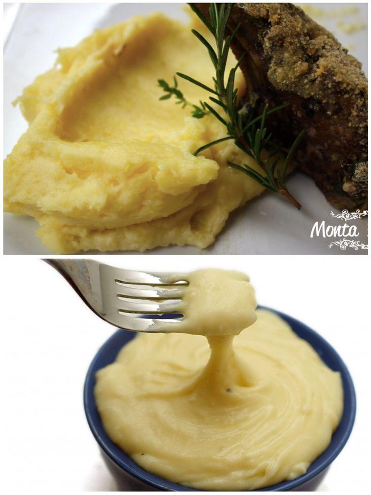 Que tal um pure de batatas com 2 queijos? Um Aligot? Super fácil de fazer e…