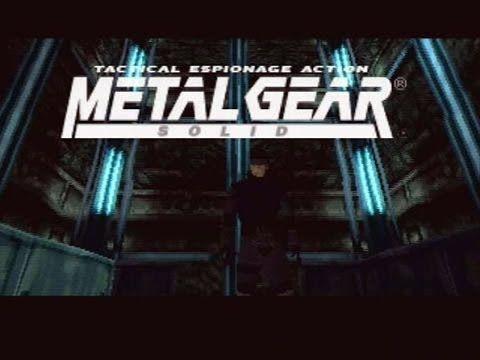 Metal Gear Solid 1 (PS1)