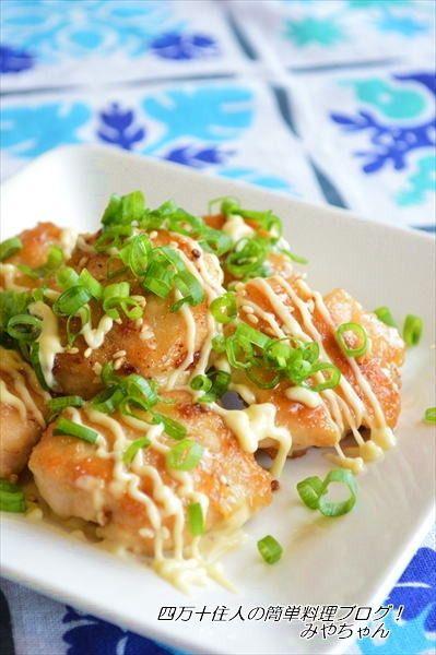 鶏胸肉とお豆腐で ヘルシー♪つくね ☆ by 四万十みやちゃんさん ...