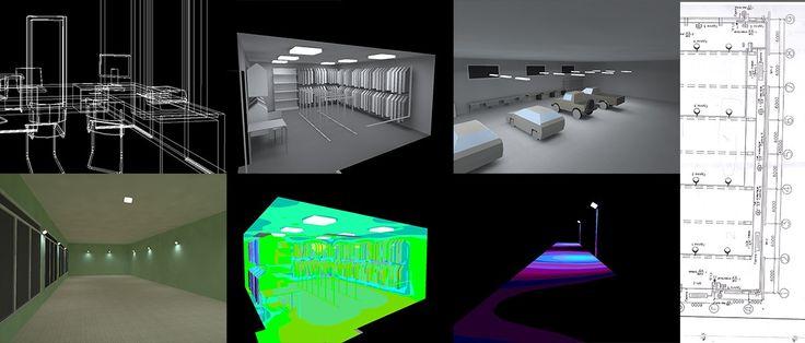 Светодиодные освещения проекты