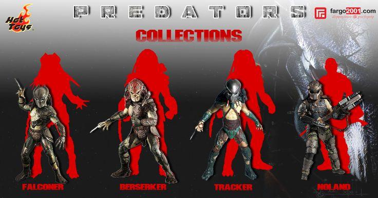 Anda penggemar film Predator? Dapatkan pilihan koleksi Action Figures-nya di fargo2001.com ! Kami juga menyediakan beberapa jenis karakter pilihan action figure lainnya ! http://fargo2001.com/hobi-amp-koleksi-312/action-figures-96/hot-toys-154/predator-177