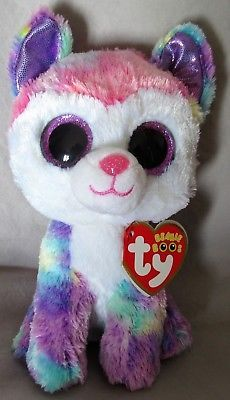 2237d96249d Beanbag Plush 49019  Izabella The Husky - Ty 6 Beanie Boos - New With Mint  Tags Claire S Exclusive -  BUY IT NOW ONLY   27.75 on  eBay  beanbag  plush  ...