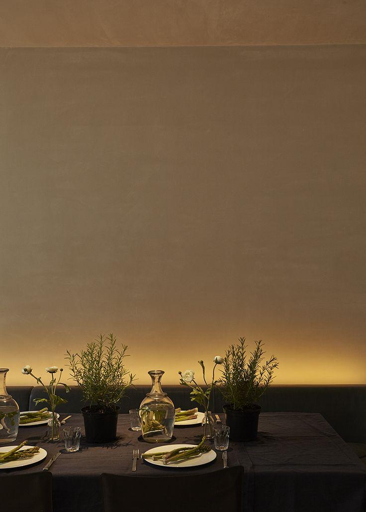 Dining Room Lighting Design By John Cullen