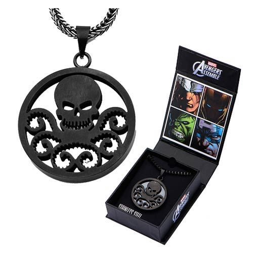 Marvel Agents of S.H.I.E.L.D. and HYDRA Pendants