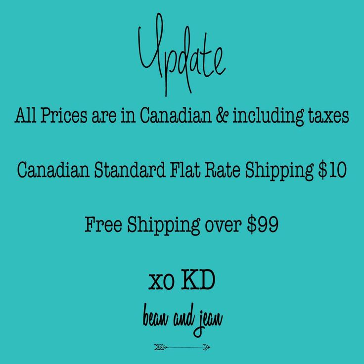 $10 Flat Rate Canadian Shipping Free Shipping over $99 #beanandjean #shirts #onesies #ethicallymade #comfy