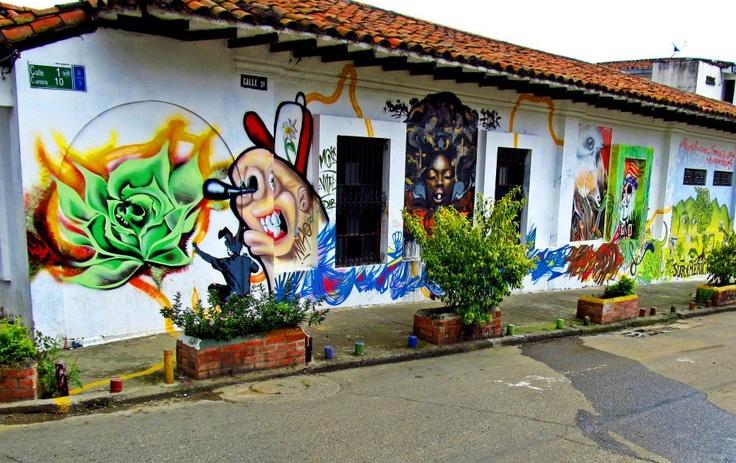 El Barrio San Antonio uno de los más antiguos de #Cali476
