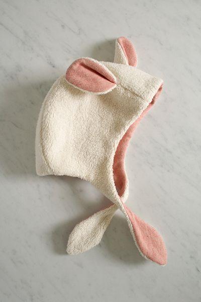 Lamb Bonnet Sewing Pattern (FREE)
