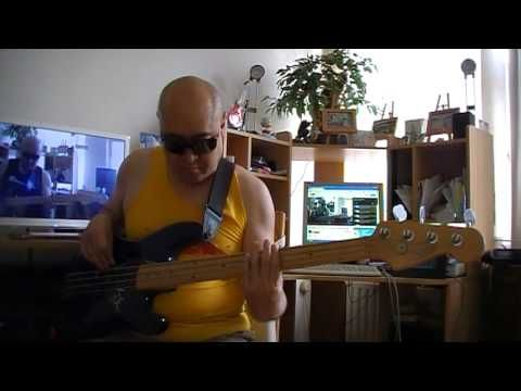 Kool & the Gang Getdown on it Bass cover Bob Roha Bob Roha - Bassist in the Hague, The Netherlands