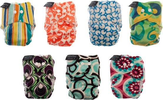 Bummies! Love the cloth diaper idea.  @DiaperShops  I LOVE ALL THE ADORABLE PATTERNS!!! :-D