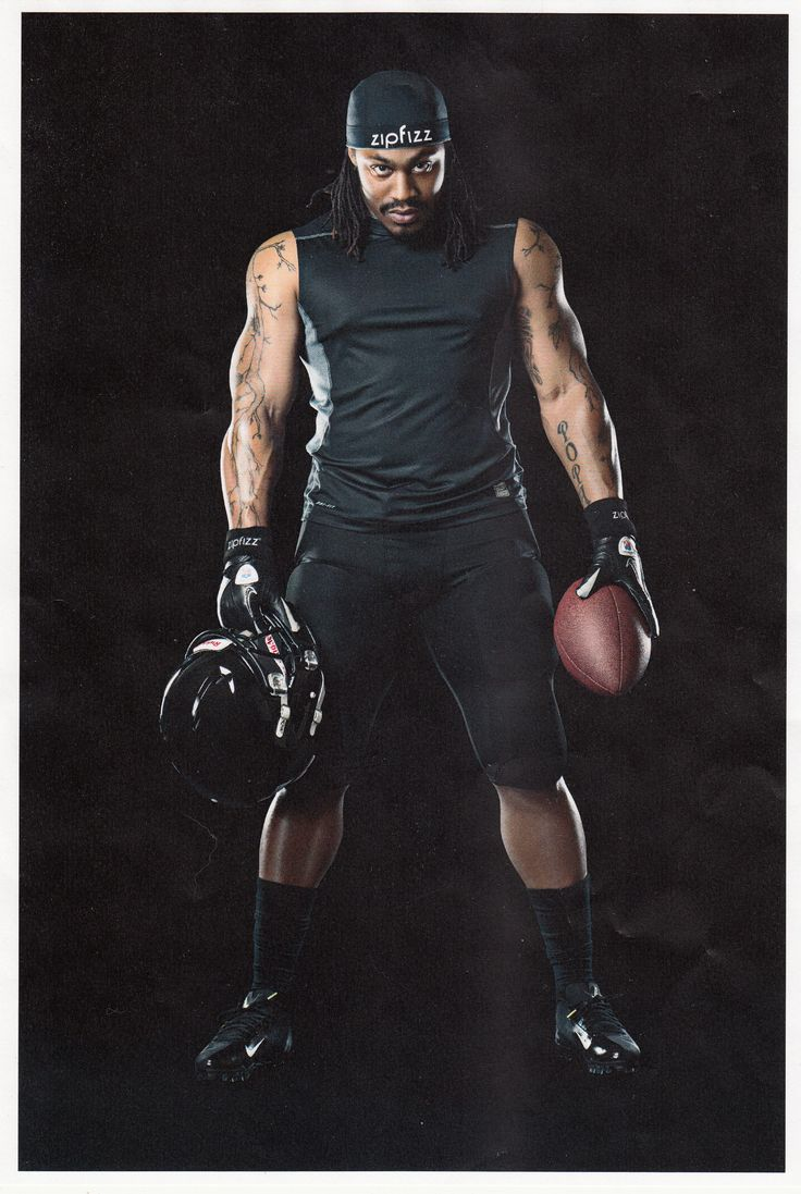 Seattle Seahawks, Marshawn Lynch Representing Zipfizz!