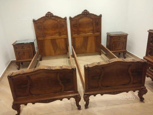 mobili-antichi-stanza-da-letto-completa-anni-30