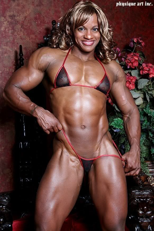 from Silas super muscle chicks anal
