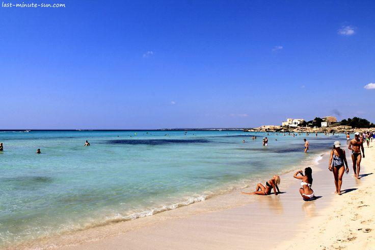 Playa Es Trenc 7 Colonia St Jordi - http://www.last-minute-sun.com/last-minute-mallorca/ #mallorca