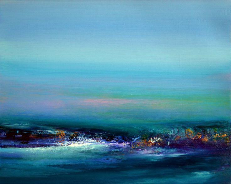 """My Ireland""(5) Acrylic on canvas, 50x40 cm"