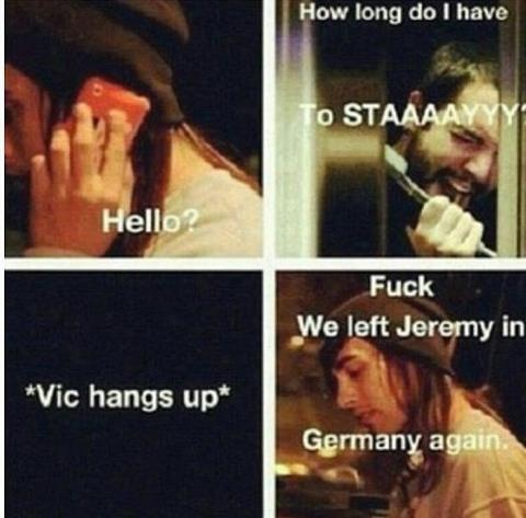 """Pierce The Veil 