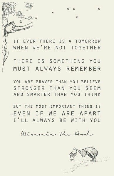 I love the movie I remember first hearing this quote in so it has many memories attached to it!