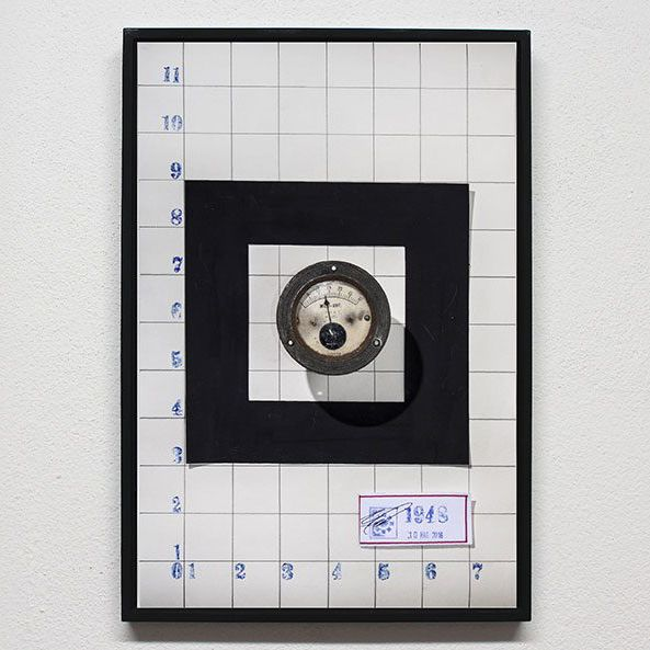CRAFT 1948 – 2016 / ATR 1982  Printing on paper Size: 29,7 x 42 Maurizio Di Feo