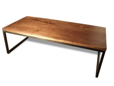 U-Leg Coffee Table