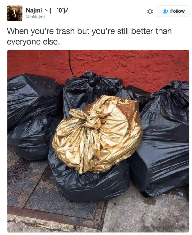 """25 Pictures That Will Make Garbage People Say """"Me AF"""""""