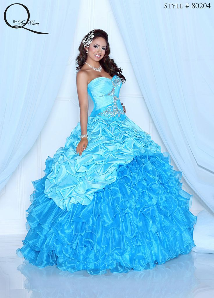 Pictures Of Aqua And Black Quinceanera Dresses Kidskunstfo