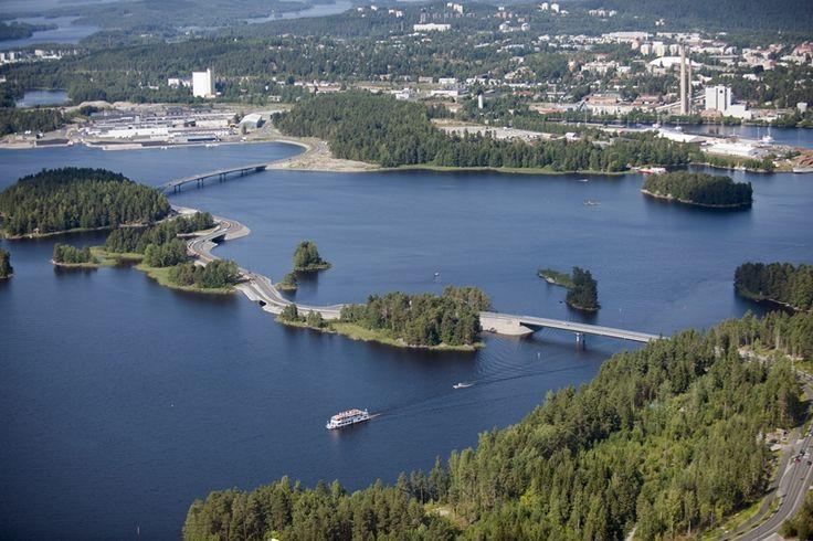 Saaristokatu Kuopio