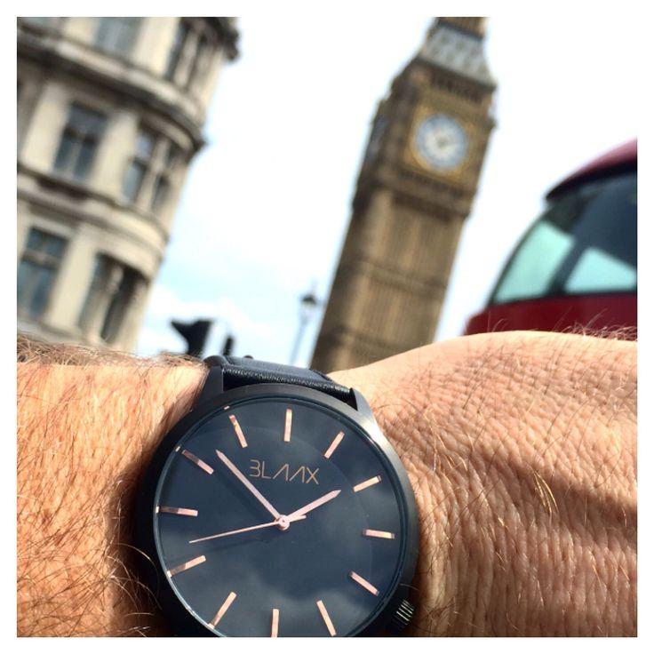 Time for some sightseeing around London // 📷 @stevenwellsthegardener #myblaax