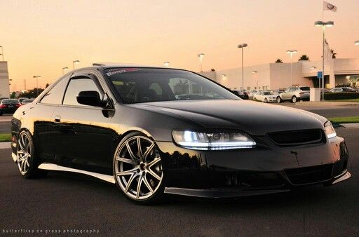 6gen Honda accord coupe