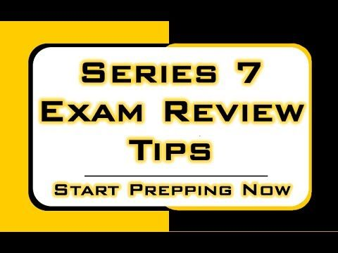 http://www.series7secretsnow.com  Relying on the right study materials is absolutely essential for success on the Series 7 test. What you see in the video is only a tiny sample of the high quality prep materials in our Series 7 study guide.  Get everything you need for Series 7 success in our study guide. Take advantage of practice tests, and helpful study techniques to achieve your goal of passing your Series 7 exam!  #series7 #mometrix