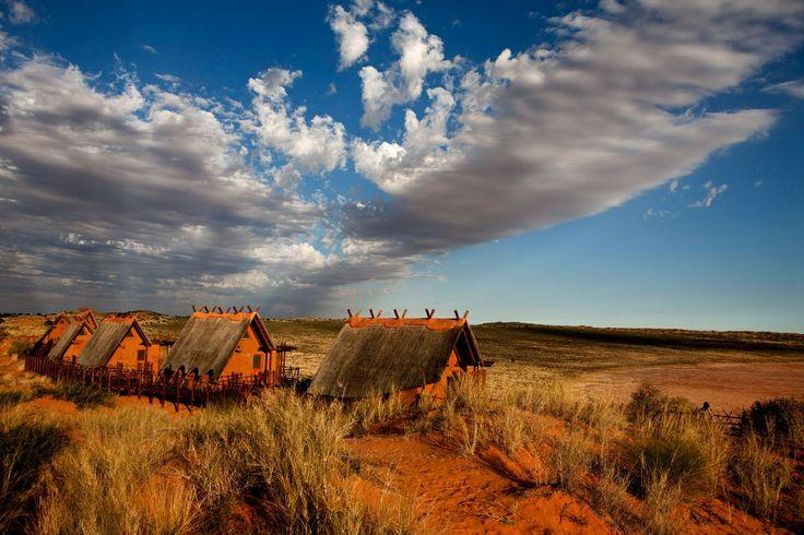Desierto del Kalahari (África)
