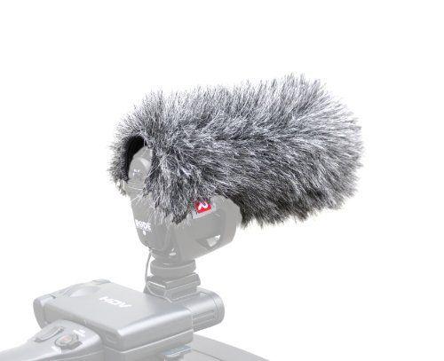 Rycote 055409 Mini coupe-vent pour micro vidéo Rode VideoMic Pro: Tweet 7 unité(s) de cet article soldée(s) à partir du 11 janvier 2017 8h…