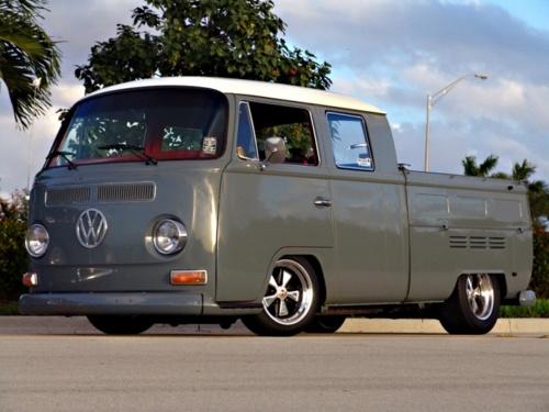 VW bullie