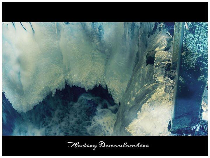 Lac gelé, proche de cernay la ville (78)