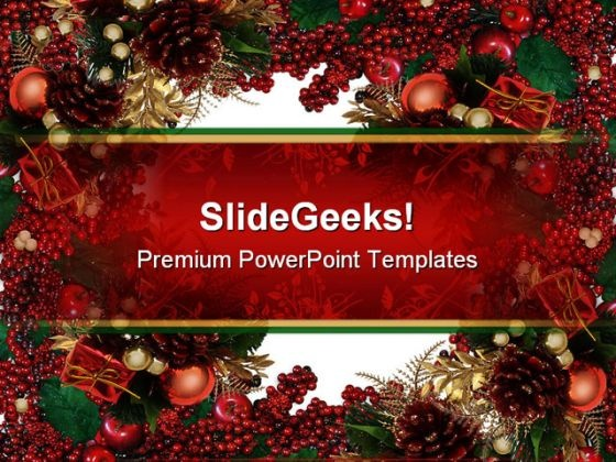 26 best Christmas Backgrounds for PowerPoint images on Pinterest - christmas powerpoint template