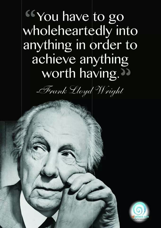 Brainy Quotes Joy Education Quotes Famous Quotes For Teachers And Students.  Find This Pin And More On Frank Lloyd Wright ...