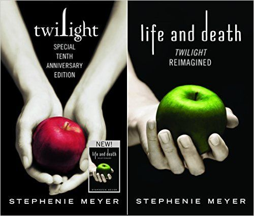 AmazonSmile: Twilight Tenth Anniversary/Life and Death Dual Edition (9780316268394): Stephenie Meyer: Books