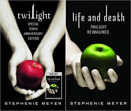 Amazon.com: Twilight Tenth Anniversary/Life and Death Dual Edition (9780316268394): Stephenie Meyer: Books