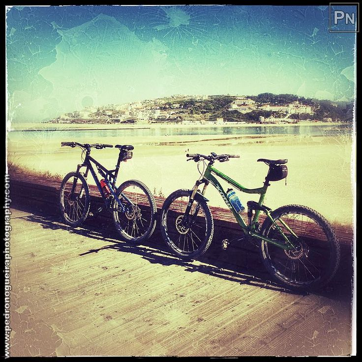 """Sunday morning ride - 41,6 kms MTB Ride"" Mobile phone photography by Pedro Nogueira"