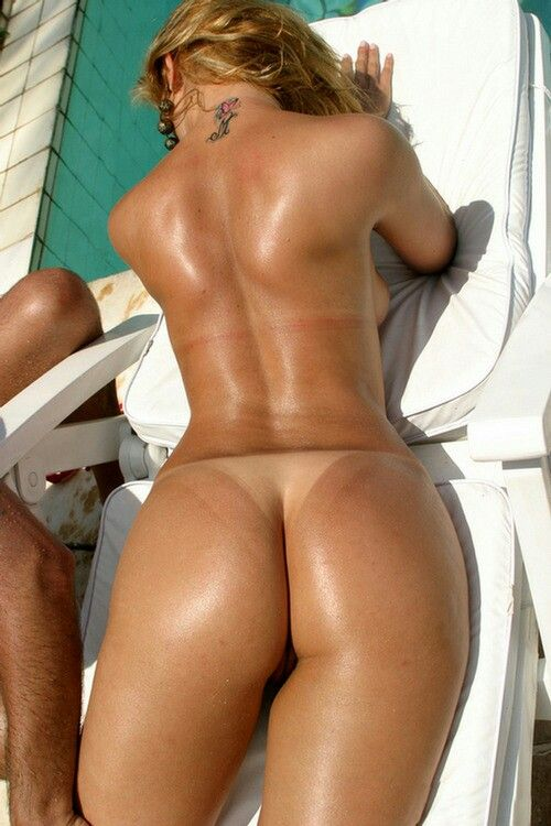 Valuable nude girls tan line oiled ass agree with