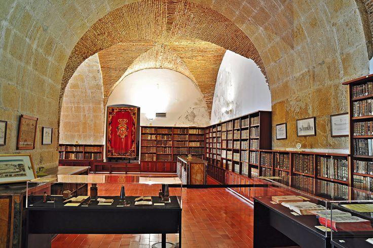 Visit > Visita virtual à Biblioteca Joanina