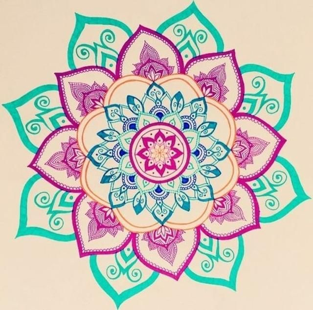 Ms de 25 ideas increbles sobre Mandala wallpaper hd en Pinterest